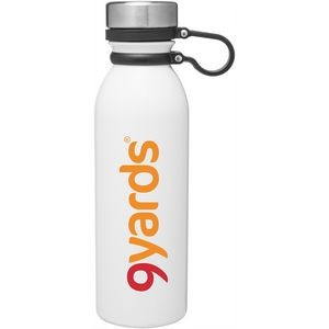 20.9oz H2go Concord Bottle (White)