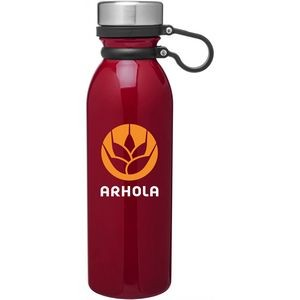 20.9oz H2go Concord Bottle (Red)